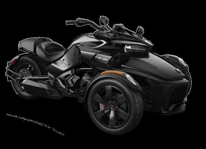 Can-Am Spyder F3 2019