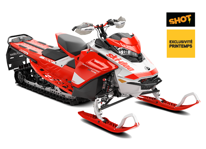 Ski-Doo Backcountry X-RS 2020