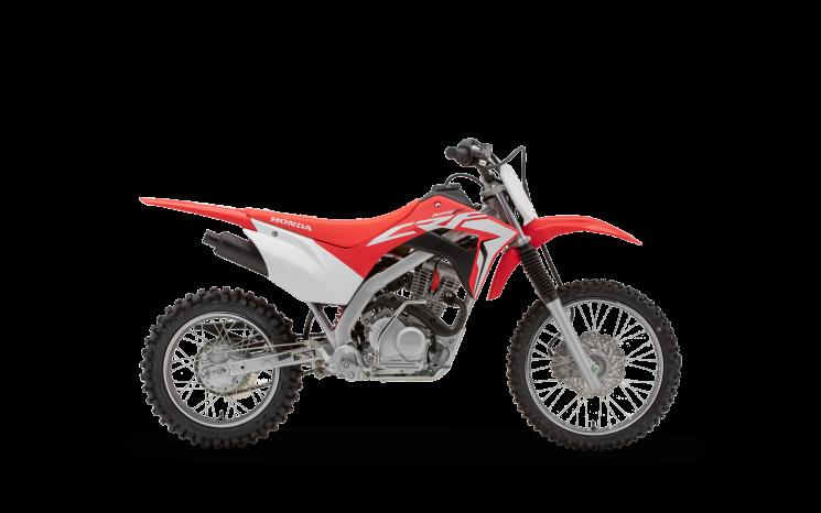 Honda CRF125F 2021
