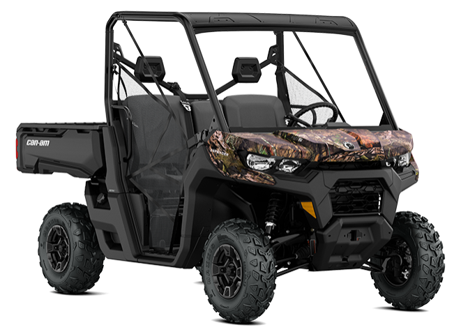 Can-Am Defender DPS HD5 2020