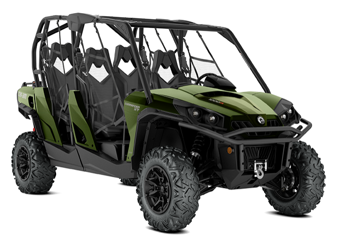 Can-Am Commander MAX XT 2020