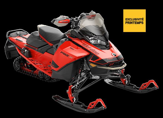 Ski-Doo MXZ X 2021