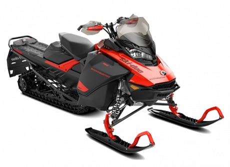 Ski-Doo Backcountry 2021