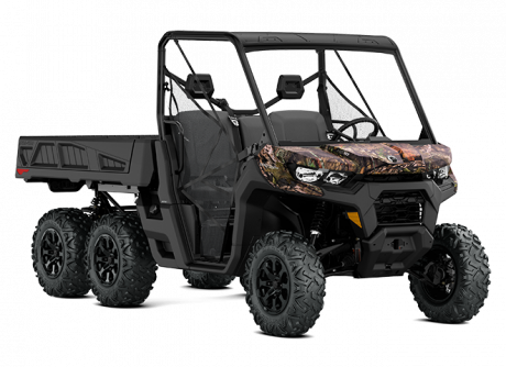 Can-Am Defender 6x6 DPS HD10 DEMO 2020