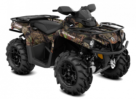 Can-Am OUTLANDER MOSSY OAK EDITION 450/570 2021