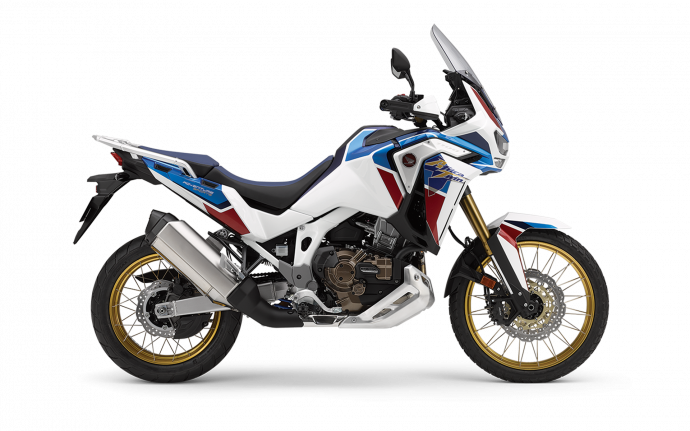 Honda AFRICA TWIN ADVENTURE SPORTS DCT Tricolore 2021