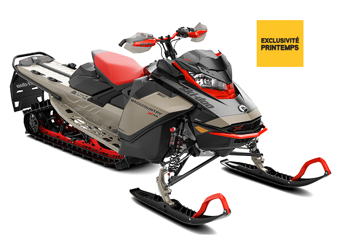Ski-Doo Backcountry X-RS 2022