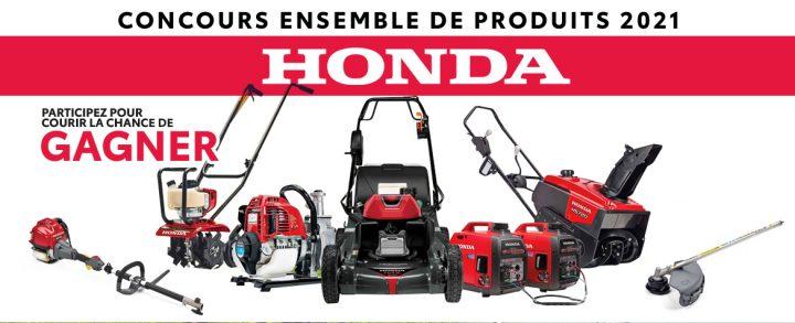 Concours Honda 2021