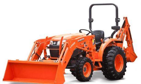 Tracteur Kubota L3301