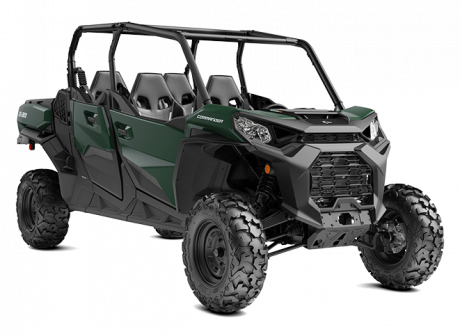 Can-Am COMMANDER MAX DPS 2021