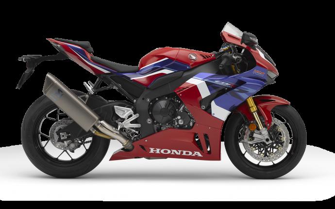 Honda CBR1000RR-R FIREBLADE SP Tricolore 2021