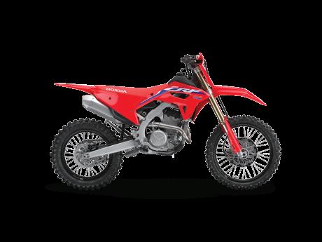 Honda CRF250RX Rouge extrême 2022